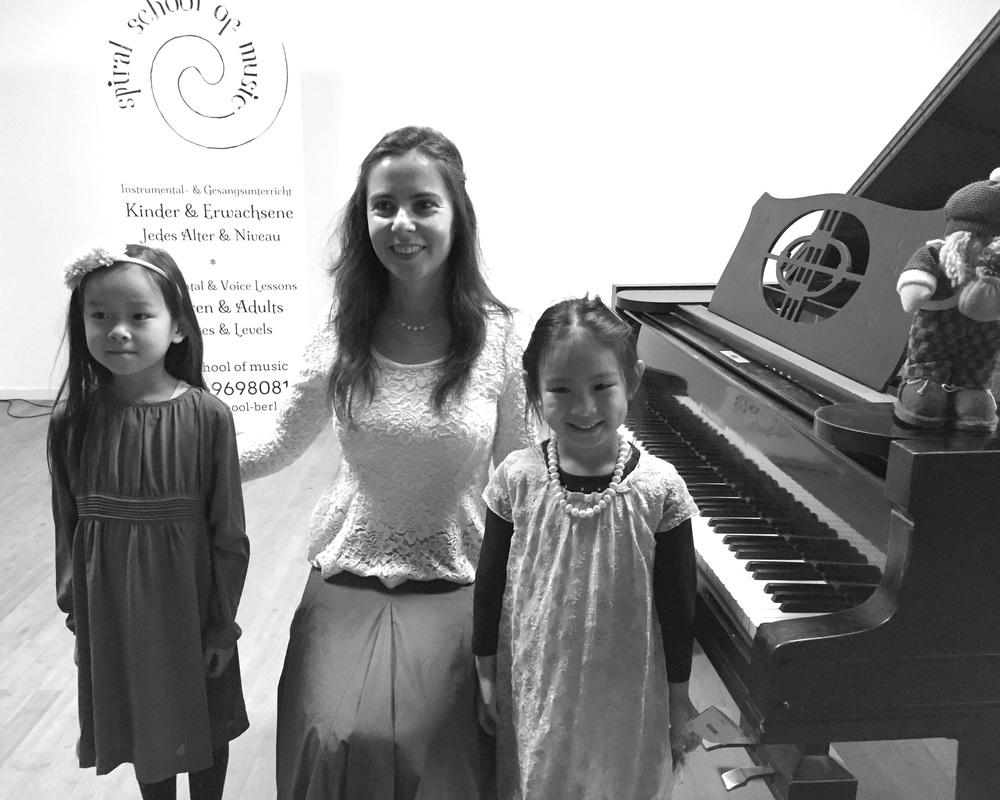 violin piano recorder lessons berlin gallery - violin, piano